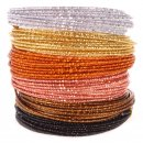 Beading Wire Set Golden Autumn: 6 Colors of Artistic...