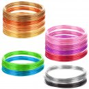 Artistic Beading Wire Set: 12 Colors of 12-Gauge Tarnish...