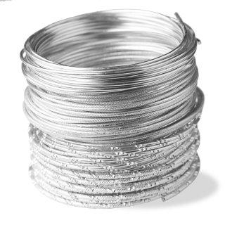 Schmuckdraht Silver Style-Set Typ I mit 5 Designs