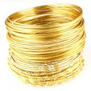 Beading Wire Set Luxury Gold - 5 Styles of Artistic...