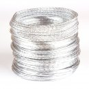 Beading Wire Silver Style Set Ii - 5 Coils of Artistic...