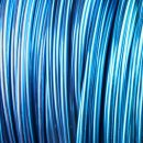 Aluminium Wire 12-Gauge (2mm) - 15 ft (5m) (Dodger Blue)