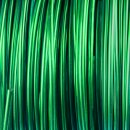 Aluminium Wire 12-Gauge (2mm) - 15 ft (5m) (Green)